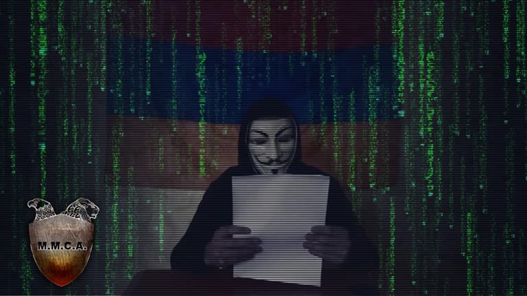 Monte Melkonian Cyber Army's message to all