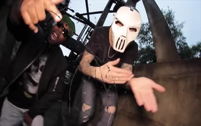 Chris Webby - Ohh Noo - Ft. Tech N9ne & Jarren Benton