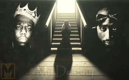 2Pac Ft. Biggie - My Destiny
