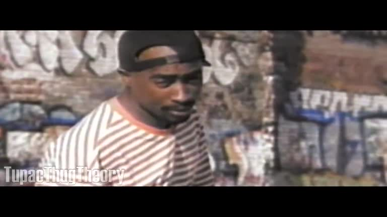 2Pac - Nothing To Lose (2018)