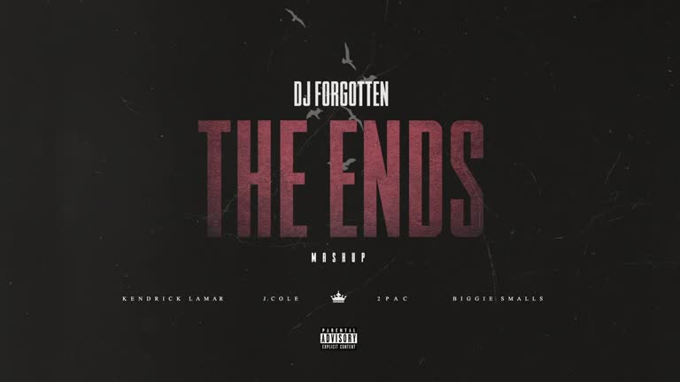 The Notorious B.I.G. & 2Pac - The Ends (ft. Kendrick Lamar, J. Cole)