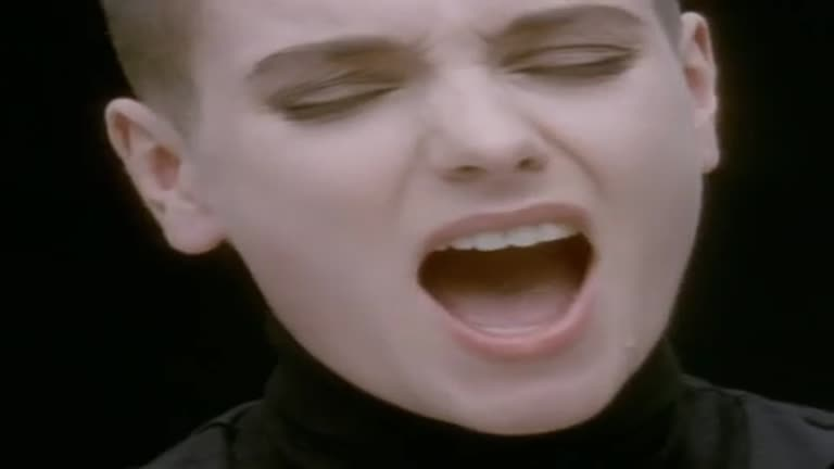 Sinead O'Connor Nothing Compares to You