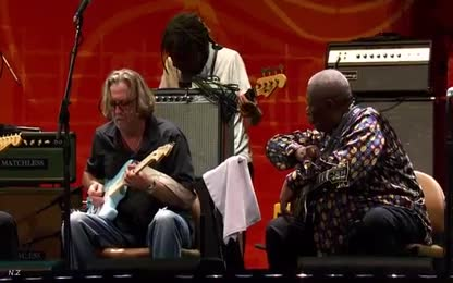 BB King, Eric Clapton - The Thrill Is Gone 2010 Live