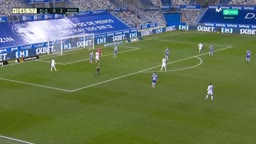 Alavés - Real Madrid (09012021) min 46 (0-3) Gol de Hazard