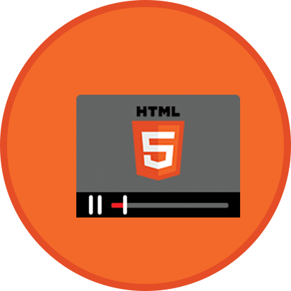 HTML 5 player launch